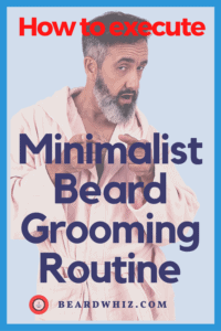 how to groom a beard