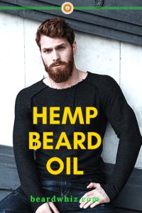 Hemp Oil Beard Benefits