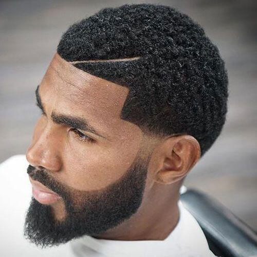 How Black Men Can Get Straighter Beards