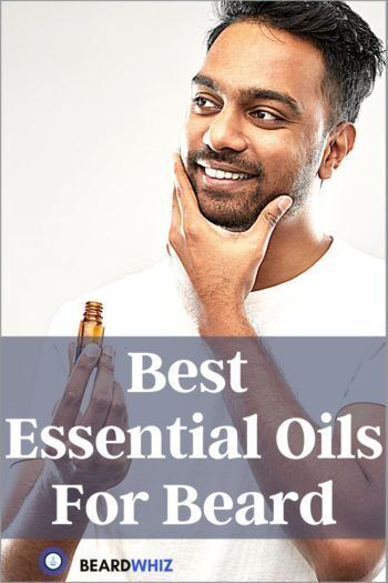 essential oils for beard dandruff