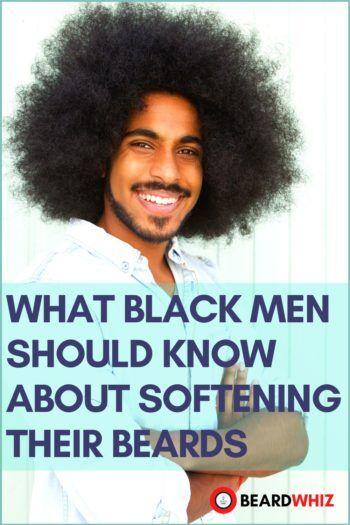beard softener for black men